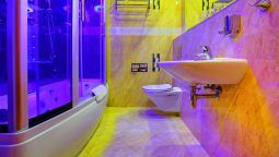Bagno in camera Holiday Park