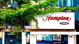 Exterior view Hampton by Hilton Warsaw City Centre