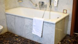 Bagno in camera Zamek Centrum Hotel