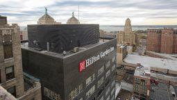 exterior view the hilton garden inn buffalo downtown - Hilton Garden Inn Buffalo Downtown
