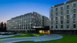 Vista esterna DoubleTree by Hilton Krakow Hotel - Convention Center