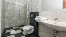 Bagno in camera Hotel Grottger Boutique Hotel