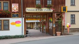 Pension-Eiscafe-Libelle - Elxleben