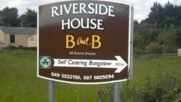 Hotel Riverside House Bed & Breakfast - Cavan