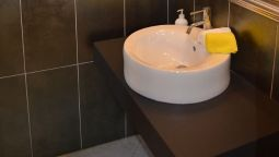 Bagno in camera Domitilla Luxury Apartment