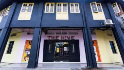 The Hive Singapore Hostel - Gamat-eMas Network