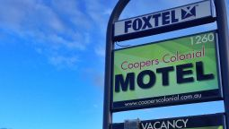 Coopers Colonial Motel Acacia Ridge - Acacia Ridge