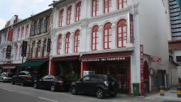 Backpackers' Inn Chinatown - Singapore
