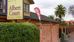 Hotel Albert Court Motor Lodge - Hamilton