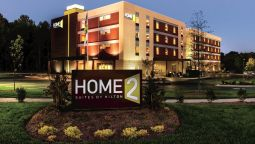Hotel Home2 Suites by Hilton Charlotte University Research Park - Charlotte (Maine)