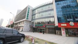 Greentree Inn Shimao Canal Hotel (Domestic only) - Suzhou