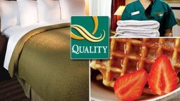 QUALITY INN AND SUITES - Bellaire (Texas)