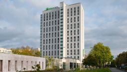 Außenansicht Holiday Inn Express COLOGNE - CITY CENTRE