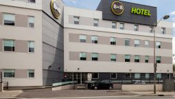 B-B HOTEL REIMS CENTRE GARE - Reims