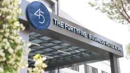The Fortyfive Business Hotel & Spa - Manisa