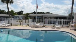 Carters Motel and Mobile Home Village - Edgewater (Florida)