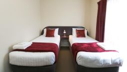 Hotel BKs Motor Lodge Palmerston North - Terrace End