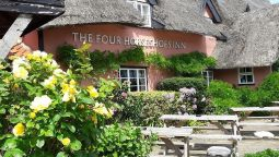 Hotel The Four Horseshoes - Mid Suffolk
