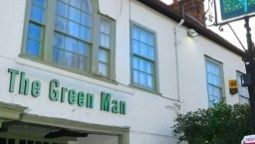 Exterior view Green Man Good Night Inns