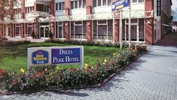 Exterior view Best Western Plus Delta Park