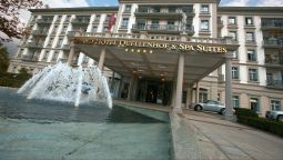 Hotel Grand Resort Bad Ragaz - Bad Ragaz