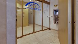 Exterior view City-Comfort-Hotel Business