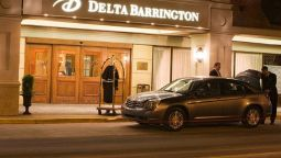 Exterior view Delta Hotels Barrington