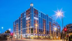 Exterior view Crowne Plaza London – Kings Cross