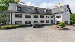 Exterior view Serways Hotel Heiligenroth
