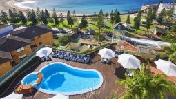 Exterior view Crowne Plaza COOGEE BEACH-SYDNEY