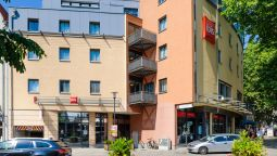 Exterior view ibis Jena City
