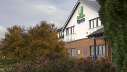 Exterior view Holiday Inn Express EDINBURGH AIRPORT