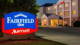 Buitenaanzicht Fairfield Inn Grand Forks