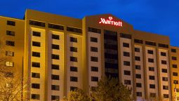 Buitenaanzicht Madison Marriott West