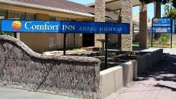 Exterior view Comfort Inn Anzac Highway