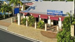 Exterior view Econo Lodge Fraser Gateway Hervey Bay