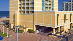 Exterior view Sheraton Virginia Beach Oceanfront Hotel