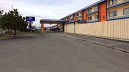 Exterior view AMERICAS BEST VALUE INN V1642