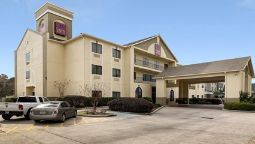 Exterior view Comfort Suites Bush Intercontinental Airport