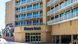 Exterior view DAYS INN ATLANTIC CITY OCEANFR