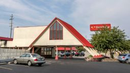 Buitenaanzicht Econo Lodge Battle Creek