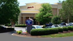 Exterior view Hampton Inn Raleigh-Town of Wake Forest