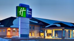 Exterior view Holiday Inn Express DRYDEN