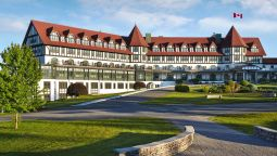 Exterior view The Algonquin Resort St. Andrews by-the-Sea Autograph Collection