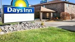 Exterior view DAYS INN COLUMBIA MALL