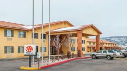 Exterior view Quality Inn & Suites Grants