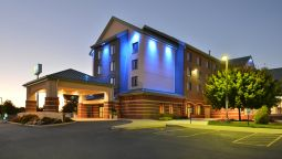 Buitenaanzicht Holiday Inn Express BREEZEWOOD