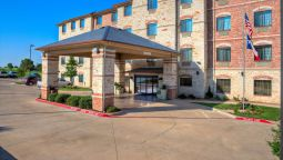 Exterior view Quality Inn & Suites Granbury