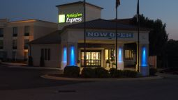 Exterior view Holiday Inn Express HICKORY-HICKORY MART