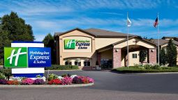 Exterior view Holiday Inn Express & Suites EUGENE/SPRINGFIELD-EAST (I-5)